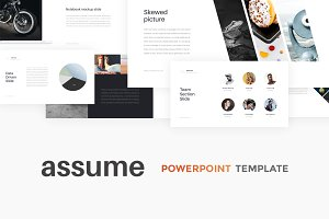 Assume PowerPoint Template + GIFT