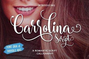 Carrolina Script 30% OFF