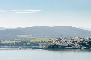 Castropol, Asturias, Spain.