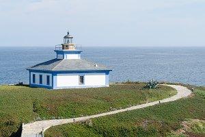 Lighthouse of Ribadeo, Galicia