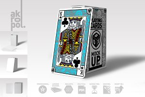 Playing Cards_01 Mock Up