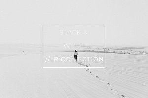 B&W Lightroom Preset Collection