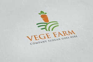 Vege Farm Logo