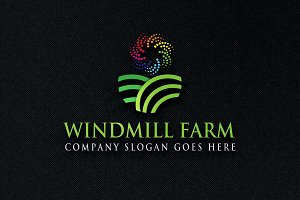 Windmill Farm Logo