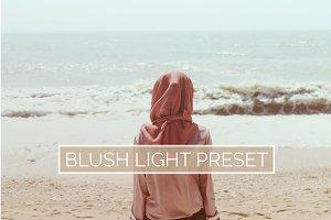 20 Blush Light Lightroom Presets