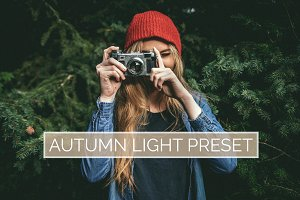 10 Autumn Light Lightroom Presets