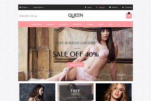 Beauty Store Magento 2 & Magento 1.9