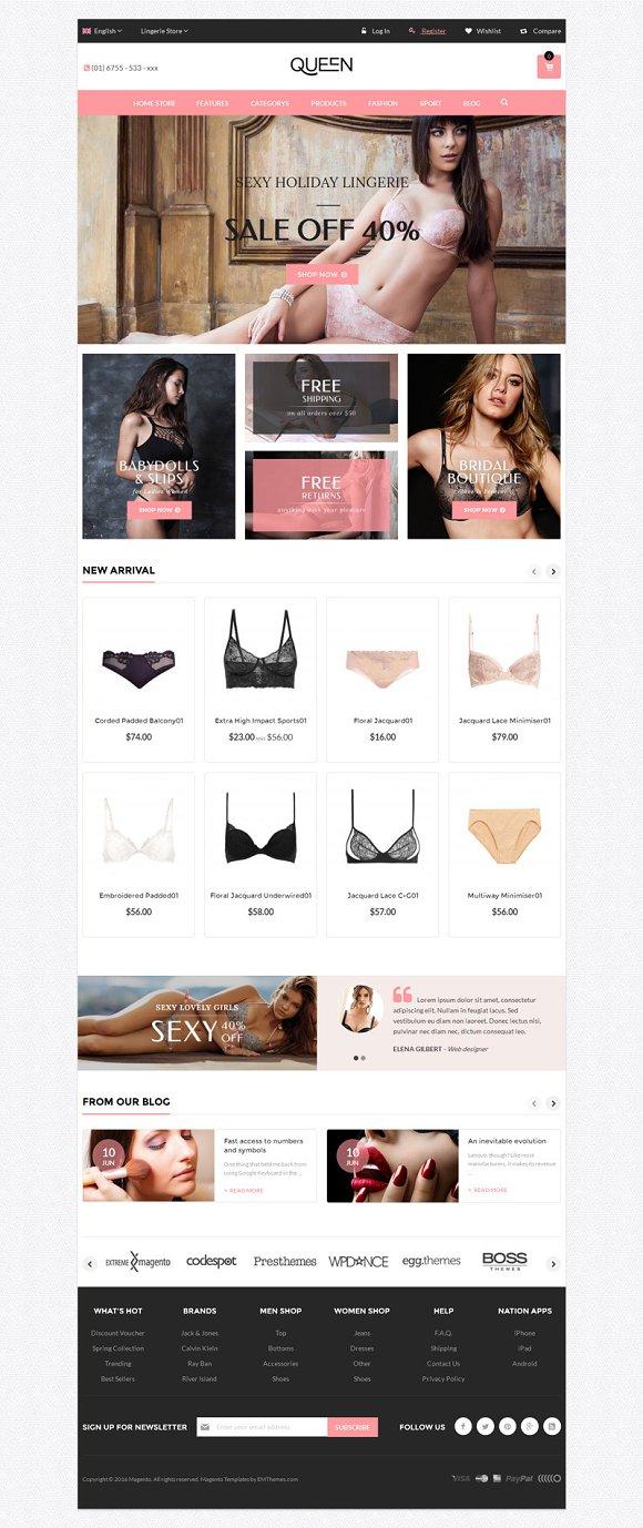 Beauty Store Magento 2 Magento 1.9