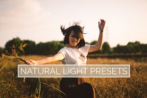 10 Natural Light Lightroom Presets