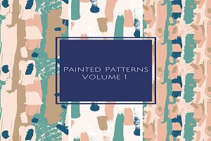 Painted Pattern Volume 1