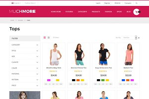 Clothing Store Magento1 & 2 Theme