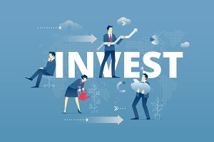 Investment hero banner