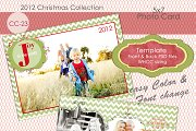 Christmas Photo Card Collection CC23