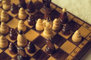 Pawns (2nd Photo For Free)