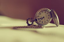 Vintage Clock (2nd Photo For Free)
