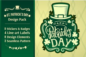 St.Patrick's Day Design set