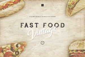 Fast-Food Vintage Set
