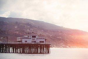 Malibu State Beach Pier