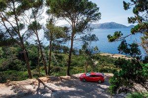 Roadtrip to the Mediterranean