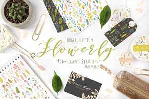 Flowerly Collection