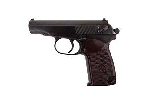 Soviet 9mm makarov handgun