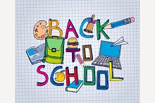 Back to School Typography