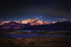 Night in Patagonia