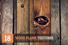 18 Wood Plank Textures
