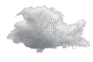 Illustration of multiple computing clouds