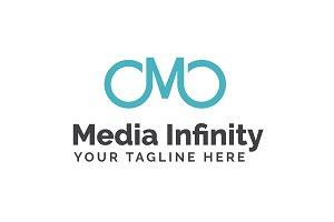 Media Infinity Logo Template