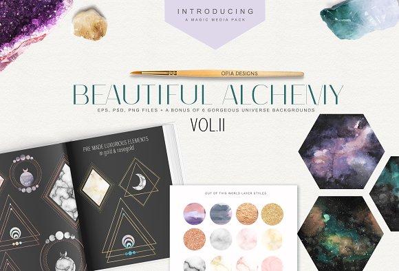 Beautiful Alchemy Vol II