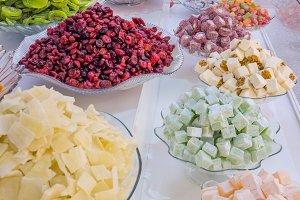 Indian fruit candies II