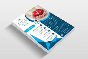 Doctor & Hospital Flyer Template