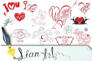 Happy Valentine`s Day, I love you,
