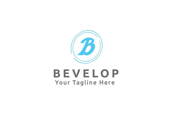Bevelop Logo Template