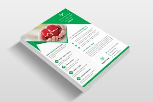 Medical & Doctors Flyer Template