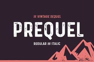 Prequel - The vintage Sequel