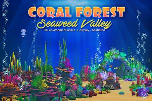 Coral Forest - Seaweed Valley