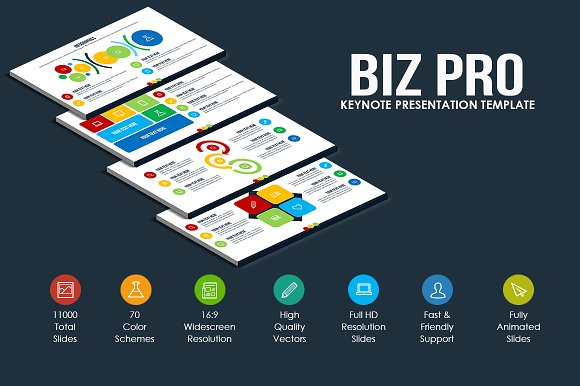 Trending Business Keynote Bundle in Keynote Templates - product preview 4