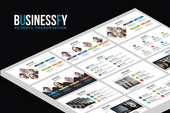 Trending Business Keynote Bundle in Keynote Templates - product preview 10