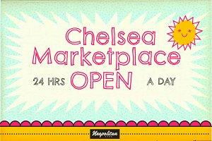 Chelsea Market Open