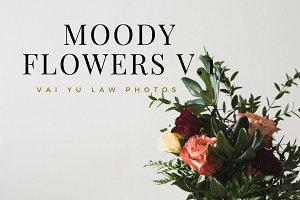 MOODY FLOWERS v.1