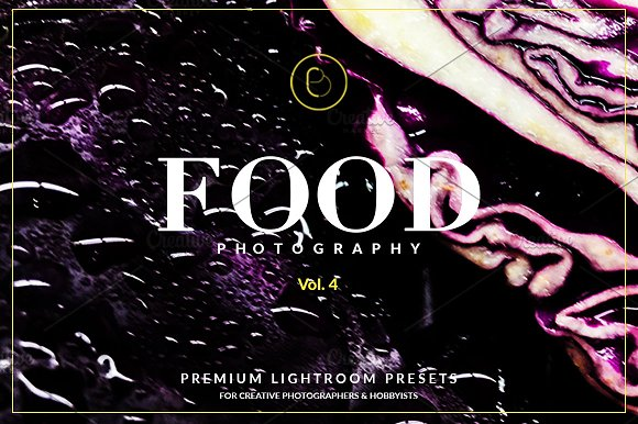 Food Lightroom Presets Vol.4