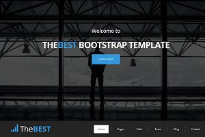 TheBEST - Corporate Business Theme