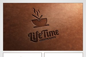 LifeTime Logo Design