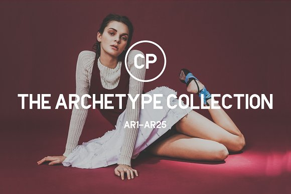 The Archetype Collection LIGHTROOM