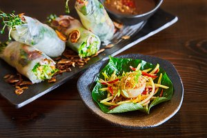 Authentic Vietnamese Dishes