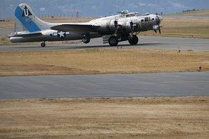WW2 flight