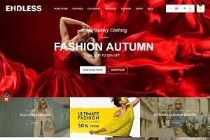 Fashion Magento 1 & 2 Theme