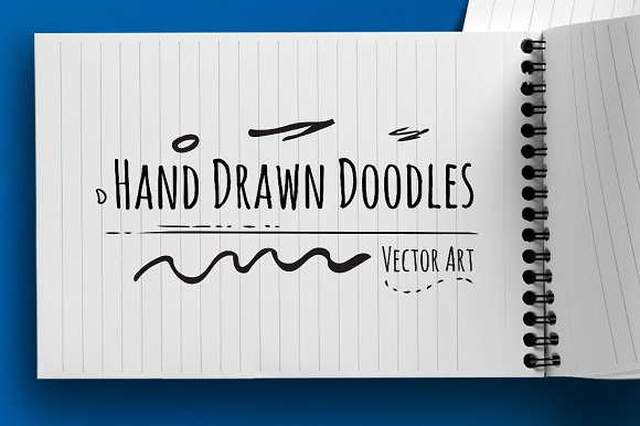 Doodles Vector Art